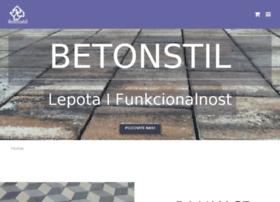 Betonstil.rs thumbnail