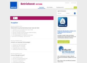 Betriebsrat-intern.de thumbnail