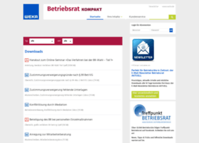 Betriebsrat-kompakt.de thumbnail
