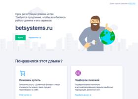 Betsystems.ru thumbnail