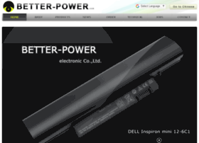 Better-power.com thumbnail