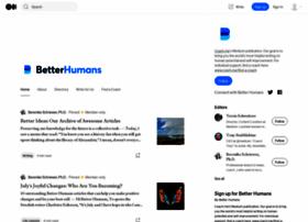 Betterhumans.pub thumbnail