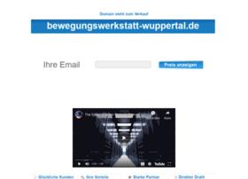 Bewegungswerkstatt-wuppertal.de thumbnail