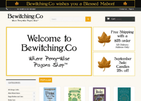 Bewitching.co thumbnail