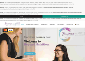 Beyond-nutrition.ae thumbnail