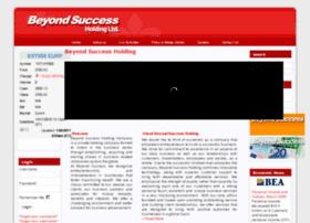 Beyondsuccessholding.co.uk thumbnail