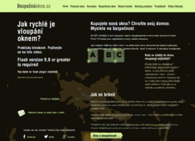 Bezpecnaokna.cz thumbnail