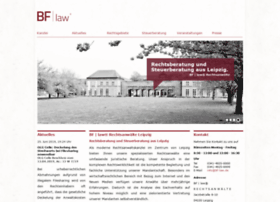 Bf-law.de thumbnail