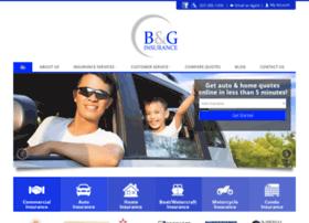 Bginsure.net thumbnail