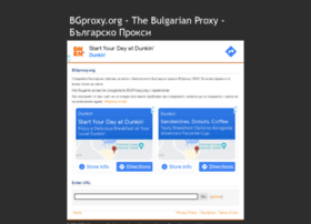 Bgproxy.org thumbnail