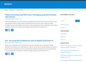 Bgproxy.site thumbnail