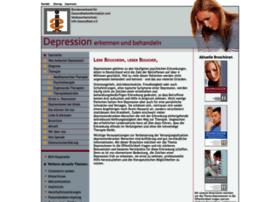 Bgv-depression.de thumbnail