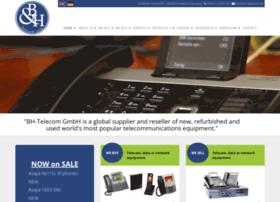 Bh-telecom.com thumbnail