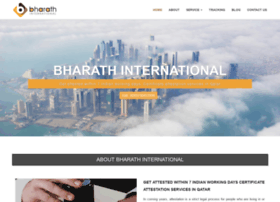 Bharathattestation.com thumbnail