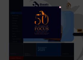 Bharathimatricschool.in thumbnail
