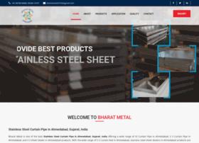 Bharatmetal.co.in thumbnail