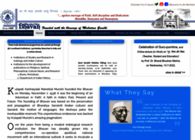 Bhavans.info thumbnail