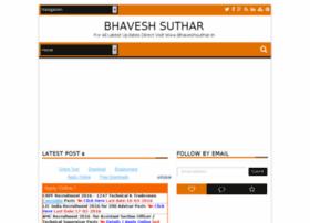 Bhaveshsuthar.com thumbnail