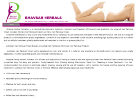 Bhavsarherbalcosmetics.com thumbnail