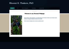Bhoomikthakore.com thumbnail