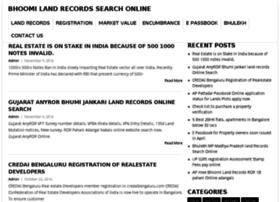 Bhoomilandrecords.com thumbnail