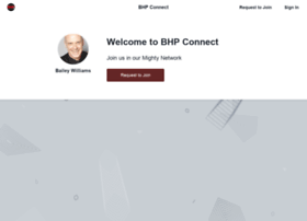 Bhpconnect.org thumbnail