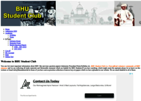 Bhustudentclub.in thumbnail