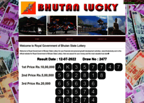 Bhutanlucky.com thumbnail