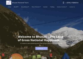 Bhutanpersonaltours.com thumbnail