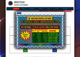 Bhutanstatelotteries.com thumbnail