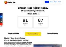 Bhutanteer.in thumbnail