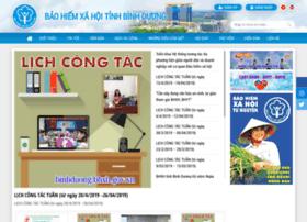 Bhxhbinhduong.gov.vn thumbnail