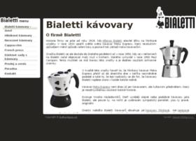 Bialetti-kavovary.cz thumbnail