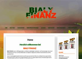 Bialy-finanz.de thumbnail