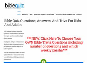 Bible-quiz.co.il thumbnail