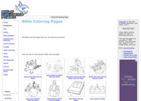 Biblecoloringpages.org thumbnail