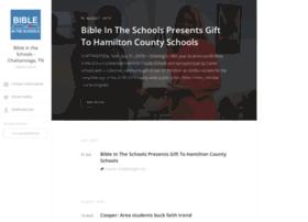 Bibleintheschools.pr.co thumbnail