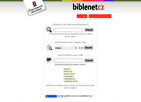 Biblenet.cz thumbnail