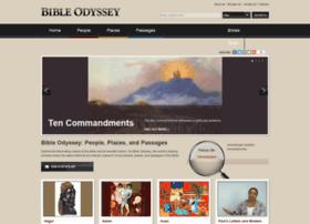 Bibleodyssey.com thumbnail