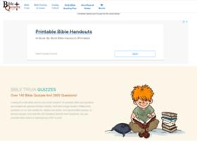 Biblequizzes.org.uk thumbnail