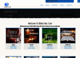 Biblesnet.com thumbnail