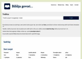 Biblija.biblija-govori.hr thumbnail