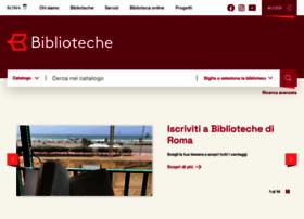 Bibliotechediroma.it thumbnail
