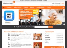 Bibliotheekalmelo.nl thumbnail