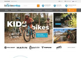 Bicyclesonline.net thumbnail