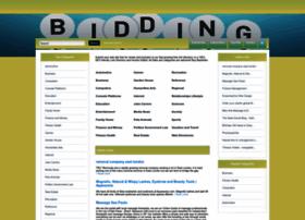 Biddingdirectory.com.ar thumbnail