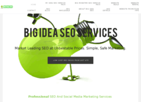 Big-idea-seo.co.uk thumbnail