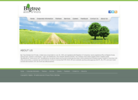 Bigtree.in thumbnail