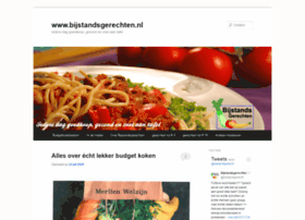 Bijstandsgerechten.nl thumbnail