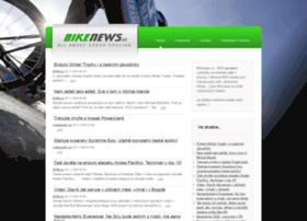 Bikenews.cz thumbnail